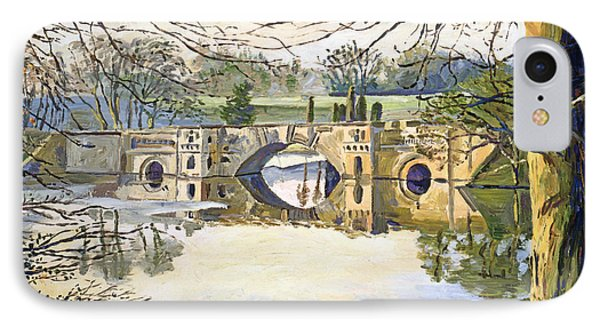 Stone Bridge Phone Case by David Lloyd Glover