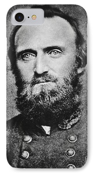 Stonewall Jackson IPhone Case