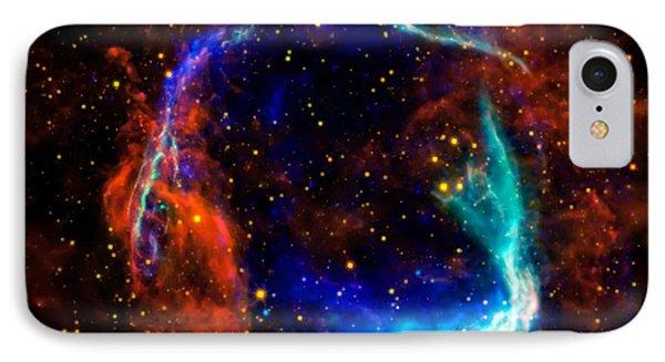 Supernova IPhone Case by Jennifer Rondinelli Reilly - Fine Art Photography