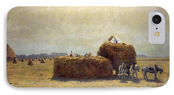 The Harvest Phone Case by Pierre-Georges Dieterle