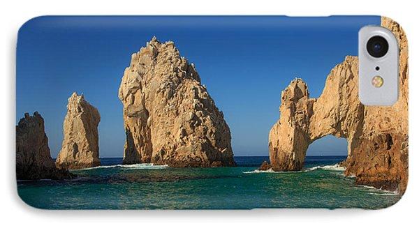 The Sea Arch El Arco De Cabo San Lucas IPhone Case