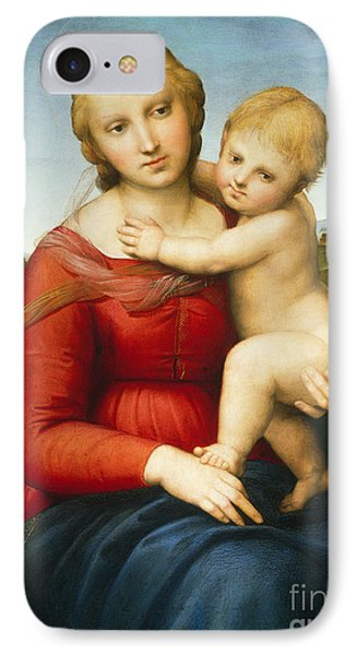 The Small Cowper Madonna IPhone Case