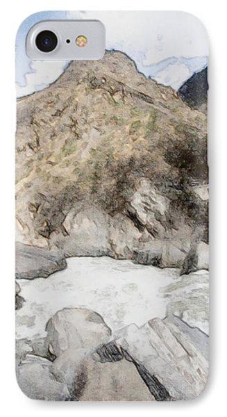 Tiger Leaping Gorge In Lijiang IPhone Case by Lanjee Chee