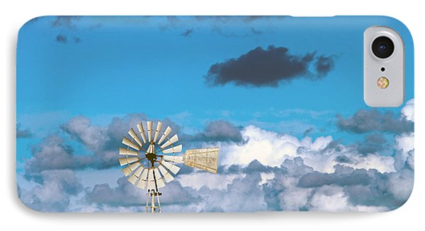 Water Windmill Phone Case by Stelios Kleanthous