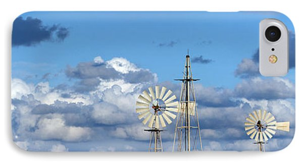 Water Windmills Phone Case by Stelios Kleanthous