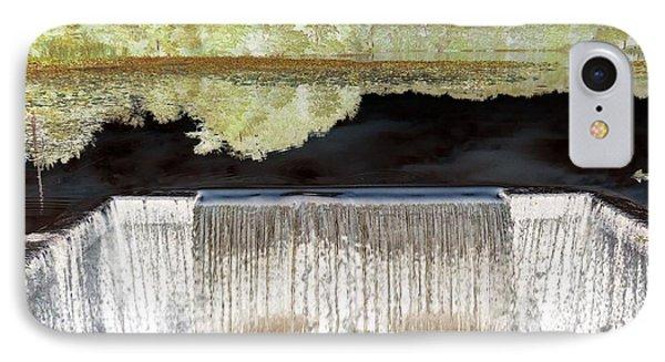 Waterfall 1 Phone Case by Dietrich ralph  Katz
