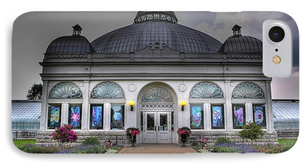 001 Buffal And Erie County Botanical Gardens IPhone Case
