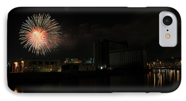 0015 ...the Bombs Bursting In Air...4jul13 Series Phone Case by Michael Frank Jr