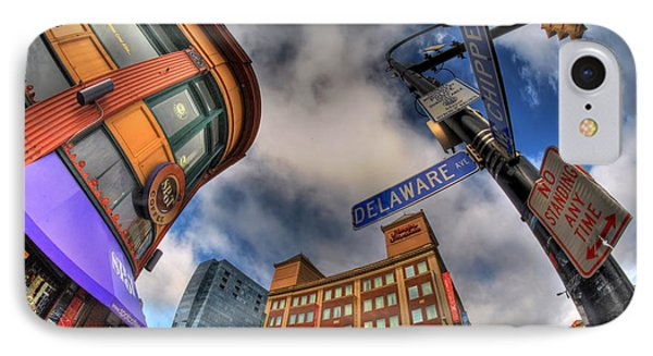 002 Delaware And Chipp IPhone Case by Michael Frank Jr