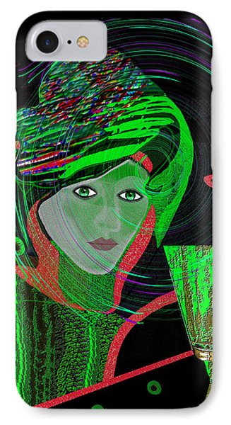 010 - No Drink Anymore IPhone Case by Irmgard Schoendorf Welch