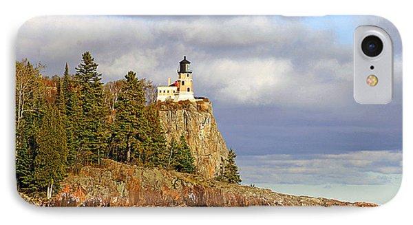 0376 Split Rock Lighthouse IPhone Case