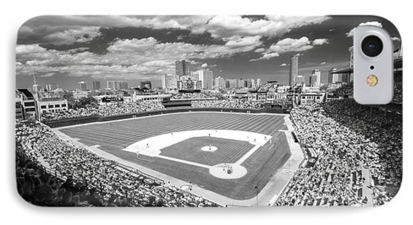 0416 Wrigley Field Chicago IPhone Case