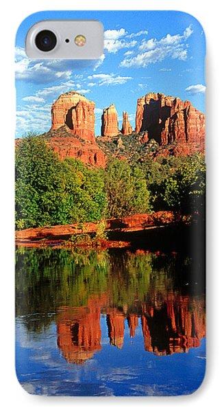 0464 Sedona Arizona IPhone Case by Steve Sturgill