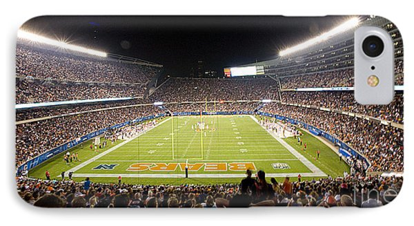 0586 Soldier Field Chicago IPhone Case