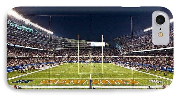 0587 Soldier Field Chicago IPhone Case
