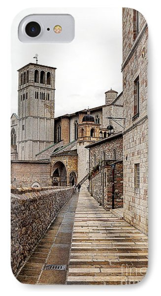 0799 Assisi Italy IPhone Case