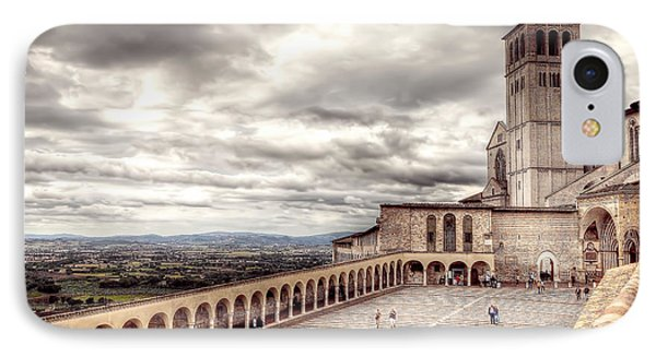 0800 Assisi Italy IPhone Case