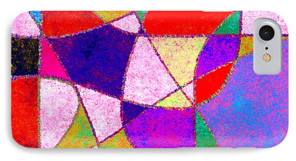 0269 Abstract Thought IPhone Case