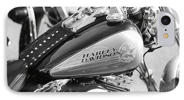 110th Anniversary Harley Davidson IPhone Case by Stefano Senise