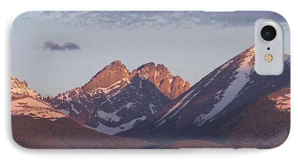 14er Panorama 3 IPhone Case by Aaron Spong