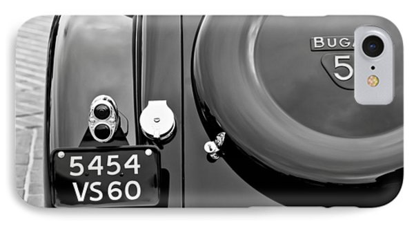 1937 Bugatti Type 57c Ventoux IPhone Case by Jill Reger