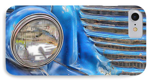 IPhone Case featuring the photograph 1940 Plymouth Pick Up by JRP Photography