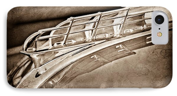 1949 Plymouth Hood Ornament IPhone Case
