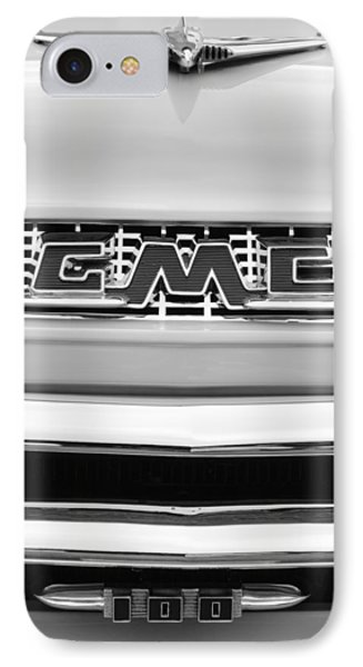 1956 Gmc 100 Deluxe Edition Pickup Truck Phone Case by Jill Reger