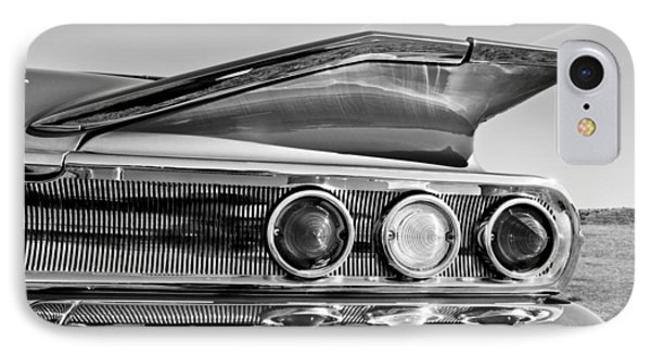 1960 Chevrolet Impala Resto Rod Taillight Phone Case by Jill Reger