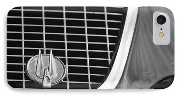 1960 Studebaker Hawk Grille Emblem Phone Case by Jill Reger