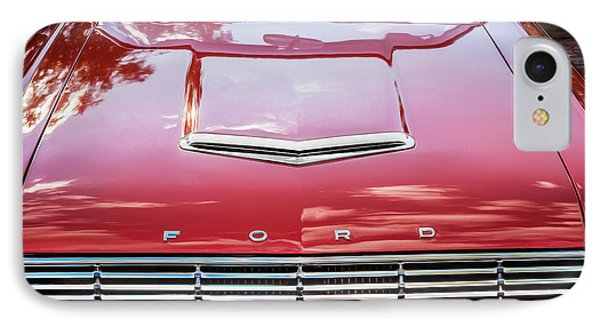 1963 Ford Falcon Sprint Convertible  Phone Case by Rich Franco