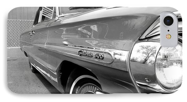 1964 Ford Galaxie 500 Convertible IPhone Case by Doc Braham