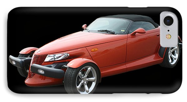 2002 Plymouth Prowler IPhone Case