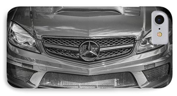 2013 Mercedes Sl Amg Phone Case by Rich Franco