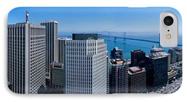 360 Degree View Of A City, Rincon Hill IPhone Case