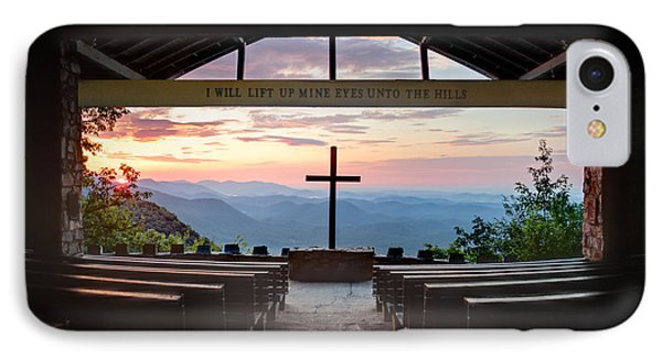 A Good Morning At Pretty Place Phone Case by Rob Travis