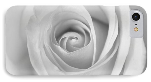 IPhone Case featuring the photograph A Rose Is A Rose Is... by Silke Brubaker