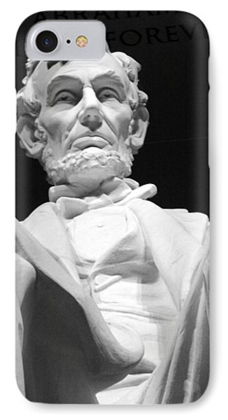 Abe IPhone Case by Cora Wandel