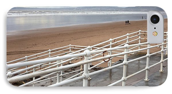 Aberafan Beach IPhone Case