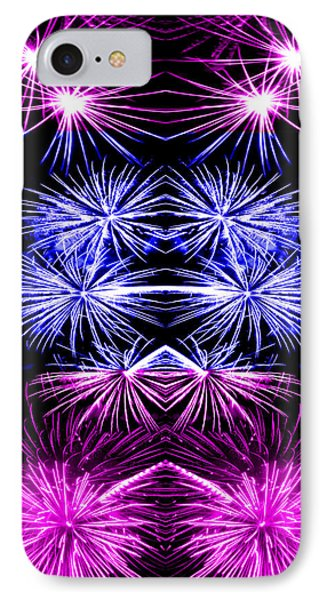 Abstract 135 Phone Case by J D Owen