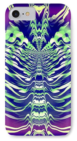 Abstract 140 Phone Case by J D Owen