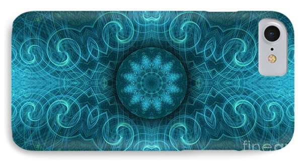 Abstract Beauty 16 Phone Case by Hanza Turgul