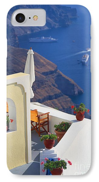 Aegean View IPhone Case by Aiolos Greek Collections