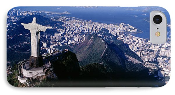 Aerial, Rio De Janeiro, Brazil IPhone Case by Panoramic Images