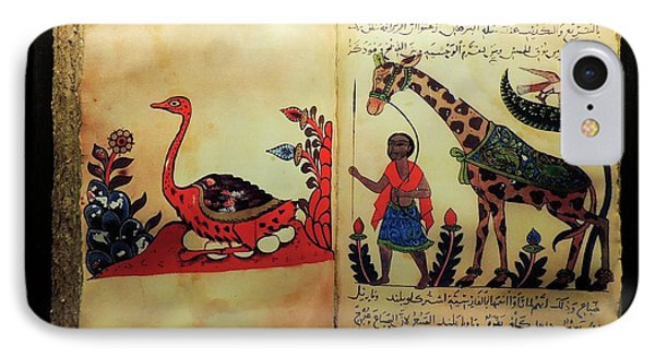 Al-jahiz IPhone Case by Universal History Archive/uig