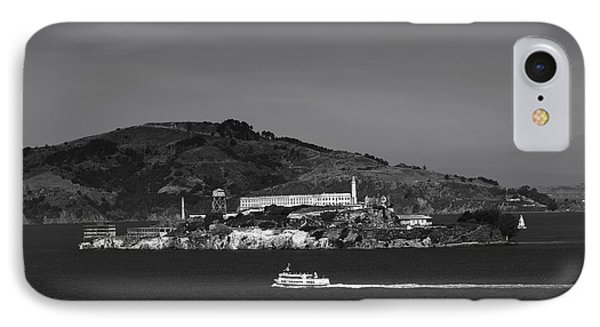Alcatraz Island IPhone Case by Mountain Dreams
