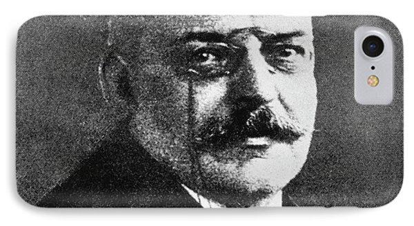 Alois Alzheimer IPhone Case
