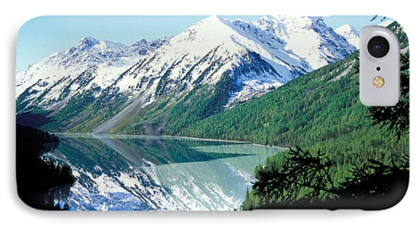 Altai Mountains Phone Case by Anonymous