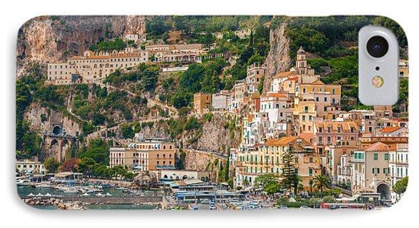 Amalfi City IPhone Case by Gurgen Bakhshetsyan