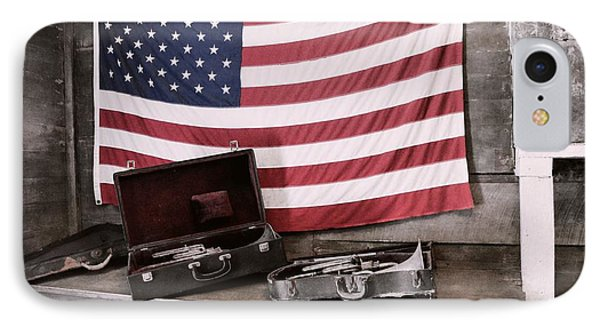 American Tradition IPhone Case by JAMART Photography